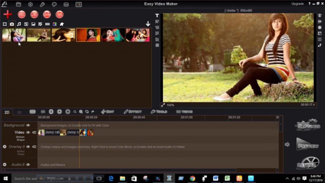 Easy Video Maker Software Untuk Mengedit Video Berita