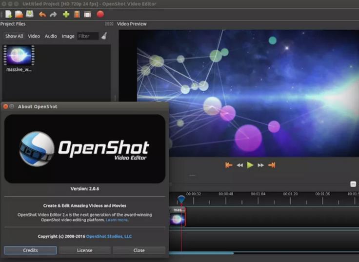 OpenShot Software Gratis Untuk Pembuatan Video Berita