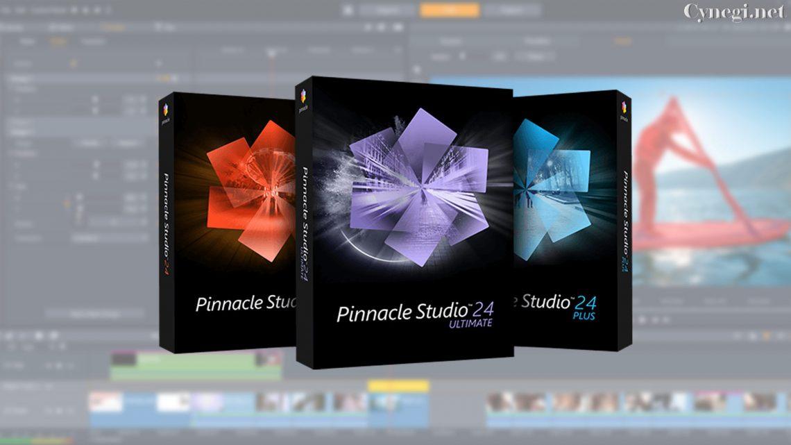 Review Software Editing Pinnacle Studio 24